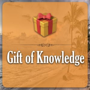 Give the Gift of Knowledge