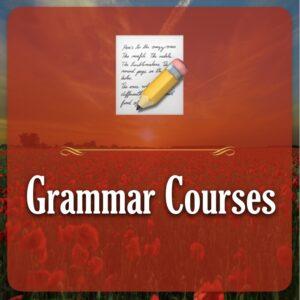 Grammar Courses