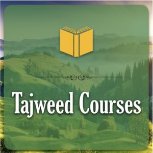 Tajweed Courses