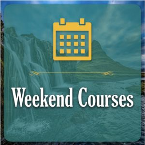 Weekend Courses