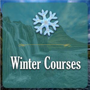 Winter Courses